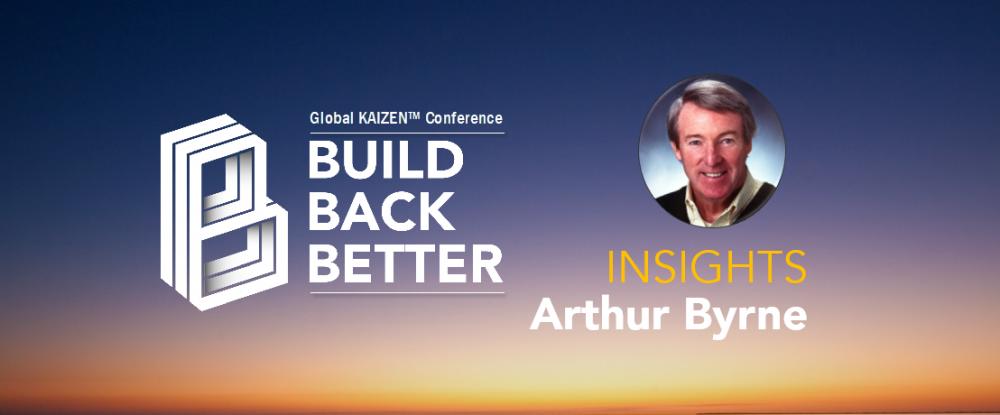 Conférence Build Back Better - Arthur Byrne Insights